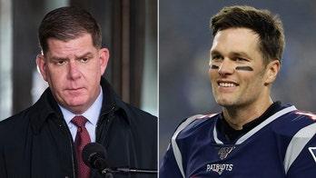 Boston Mayor Marty Walsh jabs Tom Brady after Tampa Bay park incident