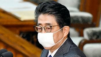 Coronavirus measure in Japan of 2 masks per home taken as April Fool's joke, mocked as 'Abenomask'