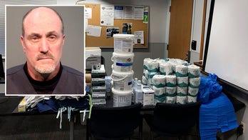 Arizona hospital aide steals coronavirus protective equipment, supplies worth $1,700, police say