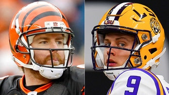 Joe Burrow or Chase Young? Carson Palmer says Bengals have 'difficult' choice to make