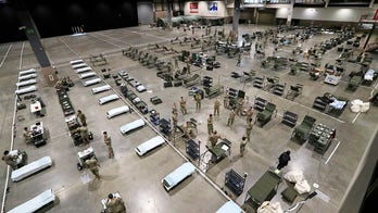 Military building 250-bed field hospital in Seattle, other makeshift centers expected in Washington