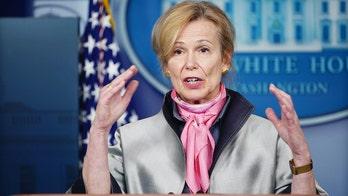 Instagram account celebrates Dr. Deborah Birx's signature scarves