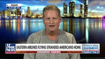 Eastern Airlines helps stranded Americans return home amid COVID-19 pandemic