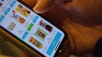 More shoppers turning to apps for groceries amid coronavirus pandemic