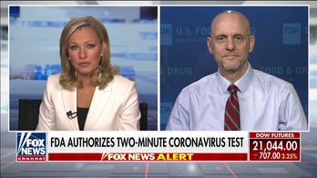FDA commissioner on fast-tracking potential treatments for coronavirus