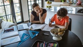 Suzanne Hadley Gosselin: Coronavirus homeschooling is hard — here's what's helping me get through it