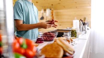 Teen creates funny, elaborate restaurant-style dinner experiences for quarantined family