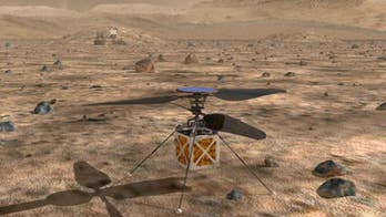 Mars helicopter to fly on NASA's next rover mission to the Red Planet