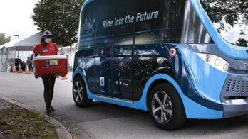Florida Mayo Clinic using autonomous vehicles to transport coronavirus tests