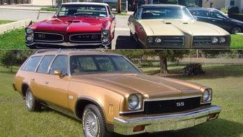Fox News Autos Virtual Car Show: American Muscle