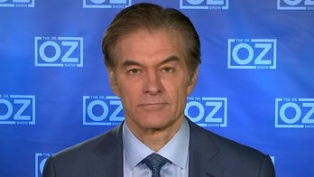 Dr. Oz says New York coronavirus cases could hit be at 'top of the mountain'