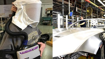 Ford Mustang factory to build respirators for coronavirus fight, UAW says
