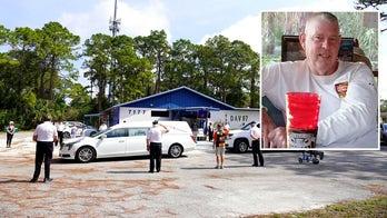 Florida police, veterans group send off fallen vet as coronavirus puts military honors on hold
