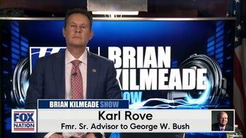 Karl Rove: Joe Biden looks 'behind the curve' when responding to coronavirus pandemic