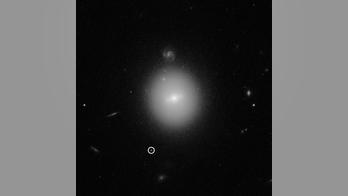 NASA finds 'cosmic homicide' in deep space