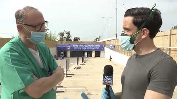 Reporter's Notebook: Witnessing the bravery of Israel's coronavirus first responders