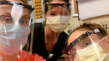 Vermont police trooper uses 3D printer to make coronavirus face shields for doctors, nurses