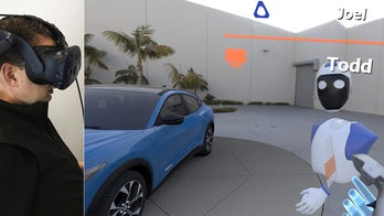 Ford designers using virtual reality to collaborate from home during coronavirus lockdowns