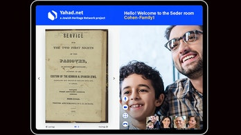 Virtual Passover, digital Haggadah allows family and friends to celebrate Jewish holiday online