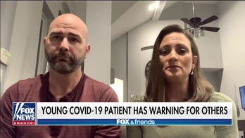 39-year-old recovering from COVID-19 warns young Americans to take virus seriously: 'I just feel lucky to be here'