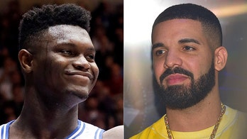 Pelicans rookie Zion Williamson credits Drake with popularity push