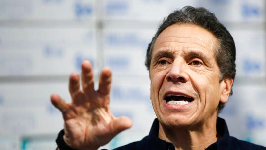 Gov. Andrew Cuomo: New York sports teams can begin in-state training camps