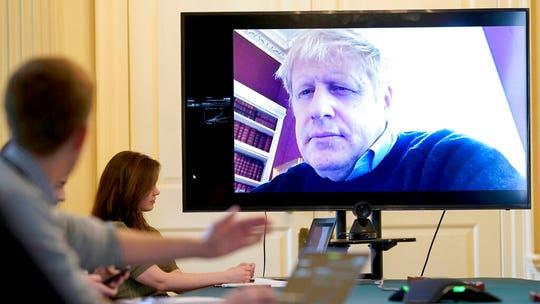 Boris Johnson was warned by doctor via Zoom he needed to go to hospital for coronavirus immediately