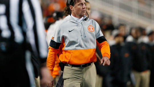 Oklahoma State coach says 'a lot of' his players can fight off coronavirus