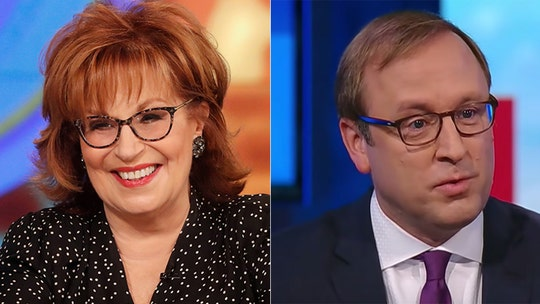 Joy Behar wants White House reporters to call Trump a liar, walk out of press briefings