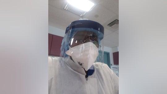 Coronavirus ICU nurse who also worked at Ground Zero says, 'This is worse'