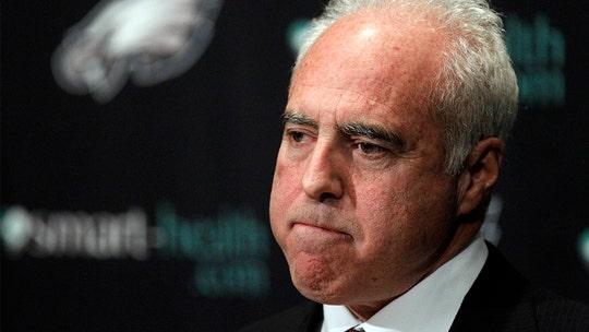 Philadelphia Eagles owner Jeffrey Lurie donates $1M to fight coronavirus