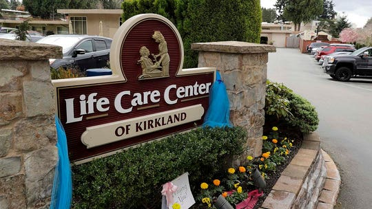 Coronavirus response at Washington state nursing home leads to $611,000 in fines