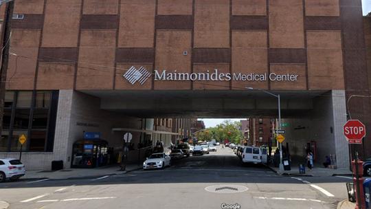 New York City hospital worker who caught coronavirus returns to treat patients