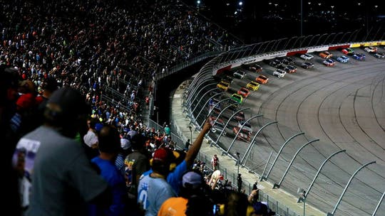 NASCAR announces return to the track on May 17