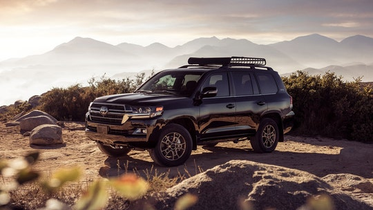 Test drive: The 2020 Toyota Land Cruiser is built for the very long haul