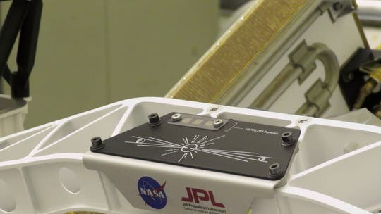 NASA's Perseverance rover carrying 'special' hidden message to Mars