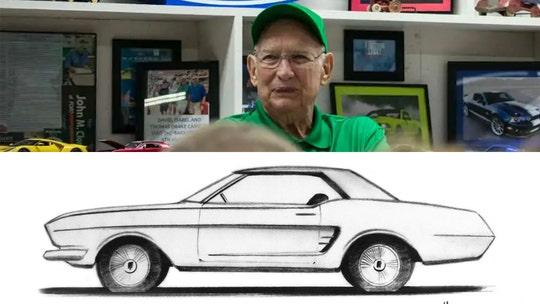 Original Ford Mustang designer Gale Halderman dead at 87