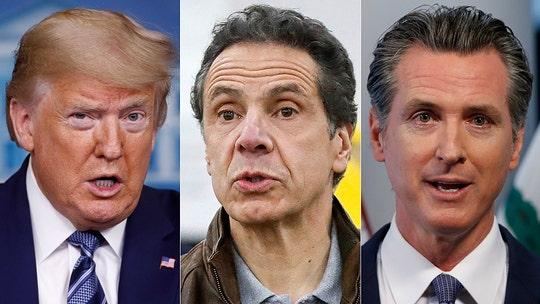 David Avella: Unite against coronavirus 鈥� all Americans should be rooting for Trump, Cuomo, Newsom