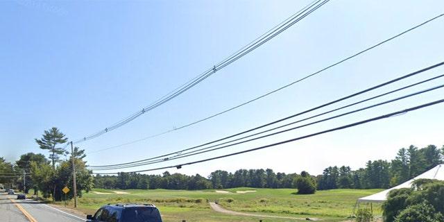 Meadow Brook Golf Course in Richmond, Rhode Island.