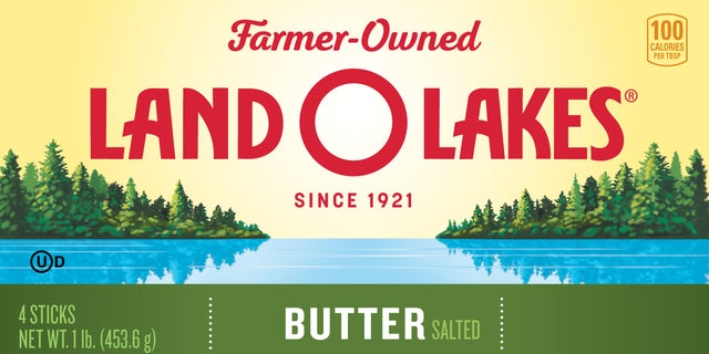 The new label was announced in a press release from Land O' Lakes in February.