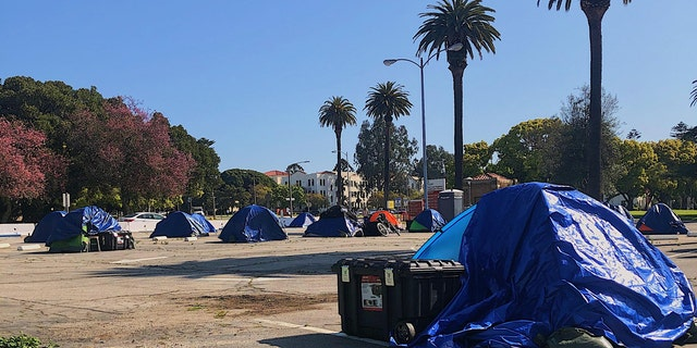 There are 44,000 homeless individuals in Los Angeles County with 2,900 being veterans.
