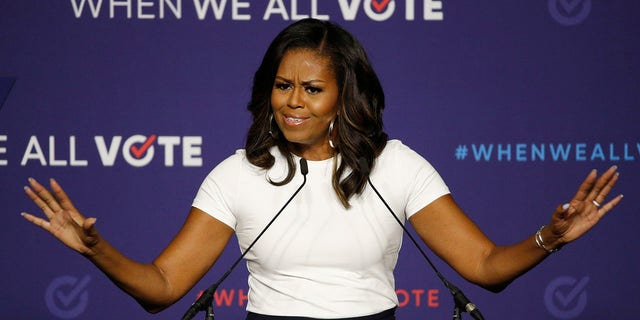 Michelle Obama is joining The Roots for a digital concert designed to register people to vote.
