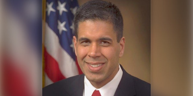 Sixth Circuit Judge Amul Thapar. (Handout)