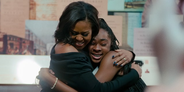 Michelle Obama is releasing a new documentary as part of her partnership with Netflix.