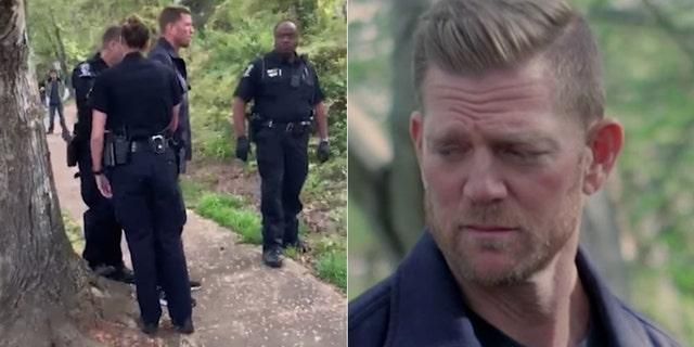 David Benham was arrested Saturday outside an abortion clinic in Charlotte, North Carolina.