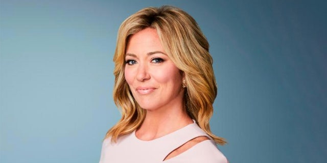 """CNN's Brooke Baldwin revealed on Friday that she tested positive for coronavirus but expected to be back on television """"real soon."""""""