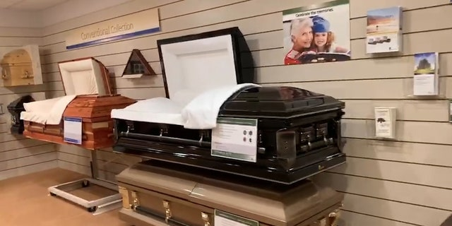 Funeral homes are now offering things like live streaming to help people attend memorials during the Coronavirus Pandemic.