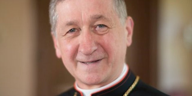 Cardinal Blase Cupich, archbishop of Chicago Catholic Archdiocese.