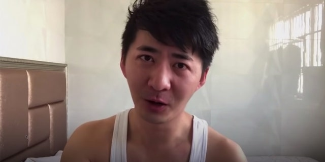 Chen Qiushi looked haggard and disheveled in his last online posts, an almost unrecognizable shadow of an energetic young man who had rolled into Wuhan on a self-assigned mission to tell its inhabitants' stories this winter. (FILE)