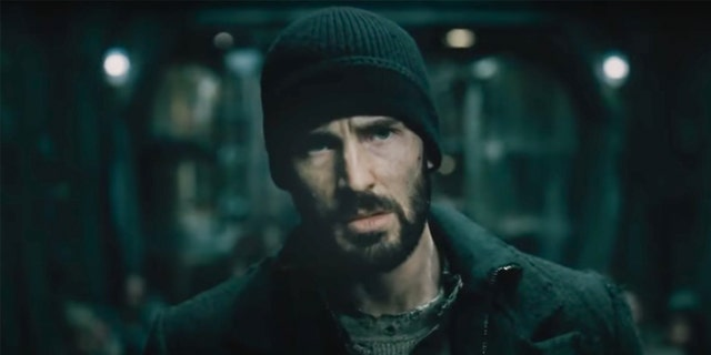 Chris Evans stars in 'Snowpiercer,' which is available on Netflix.